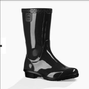 NEW UGG KID'S RAANA RAIN BOOTS
